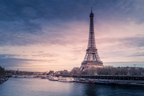 5 Places to visit in France